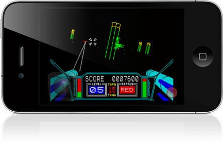 Эмулятор ZX Spectrum для iOS