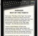 Instructions available for each game