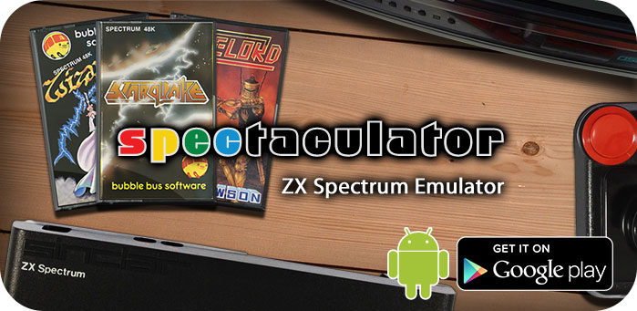 Spectaculator for Android