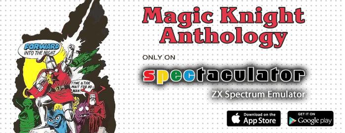 Magic Knight Anthology